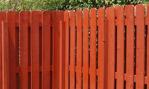 Fence Painting in Burlington MA Fence Services in Burlington MA Exterior Painting in Burlington MA